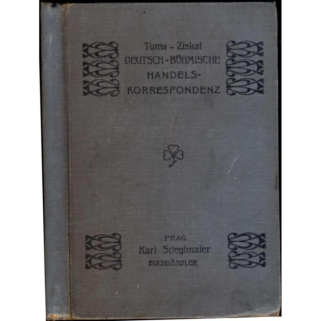 Deutsch-böhmische Handelskorrespondenz