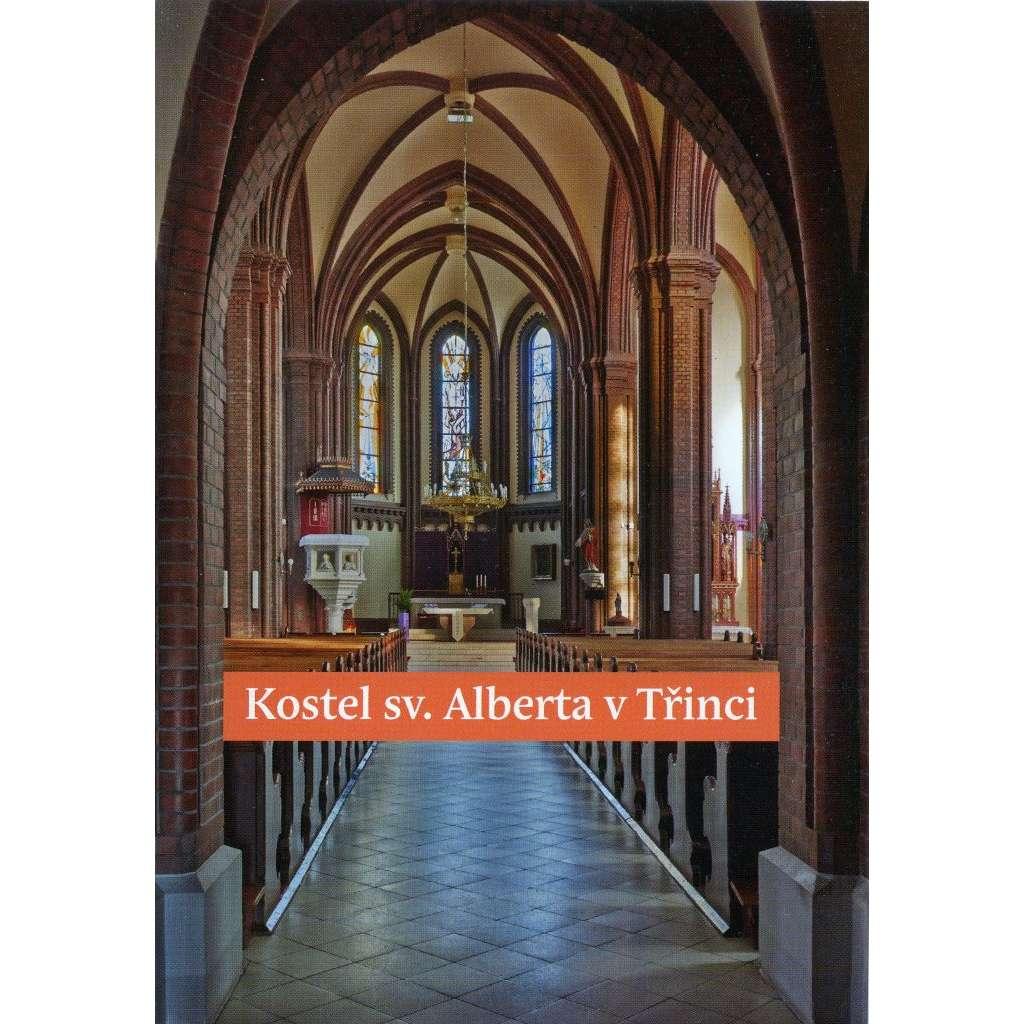 Kostel sv. Alberta vTřinci