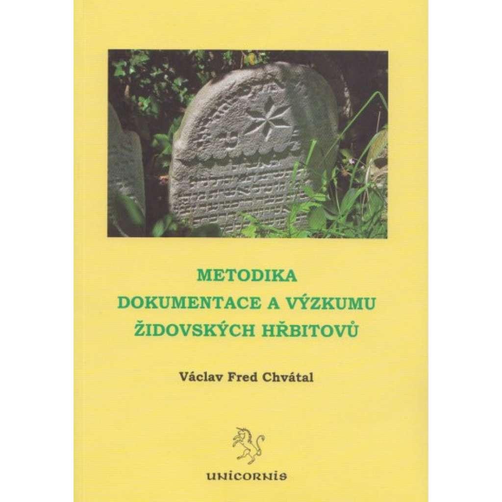 Metodika dokumentace a výzkumu židovských hřbitovů