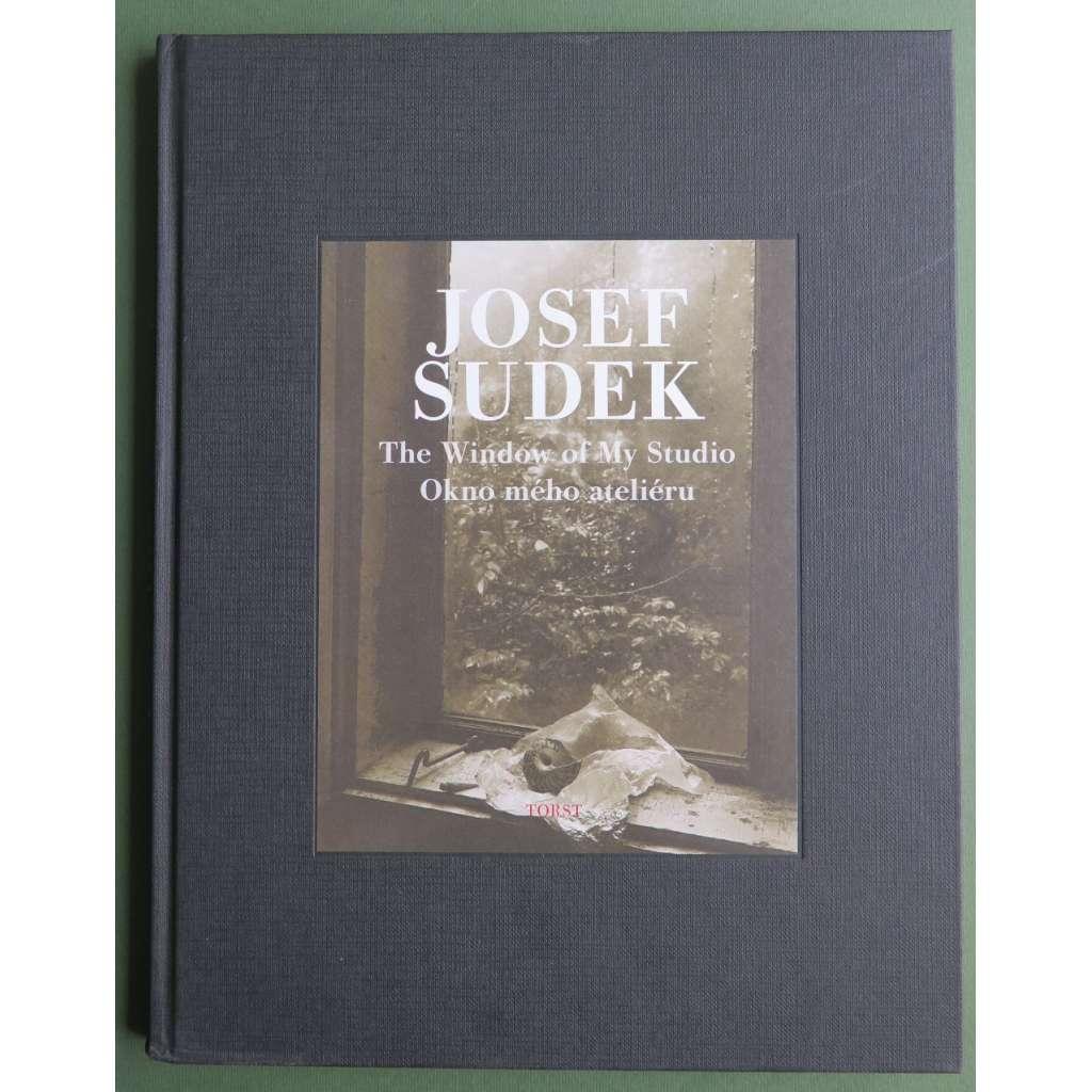 Josef Sudek: The Window of My Studio = Okno mého ateliéru