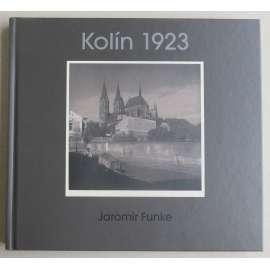 Jaromír Funke: Kolín 1923. Album No. 19