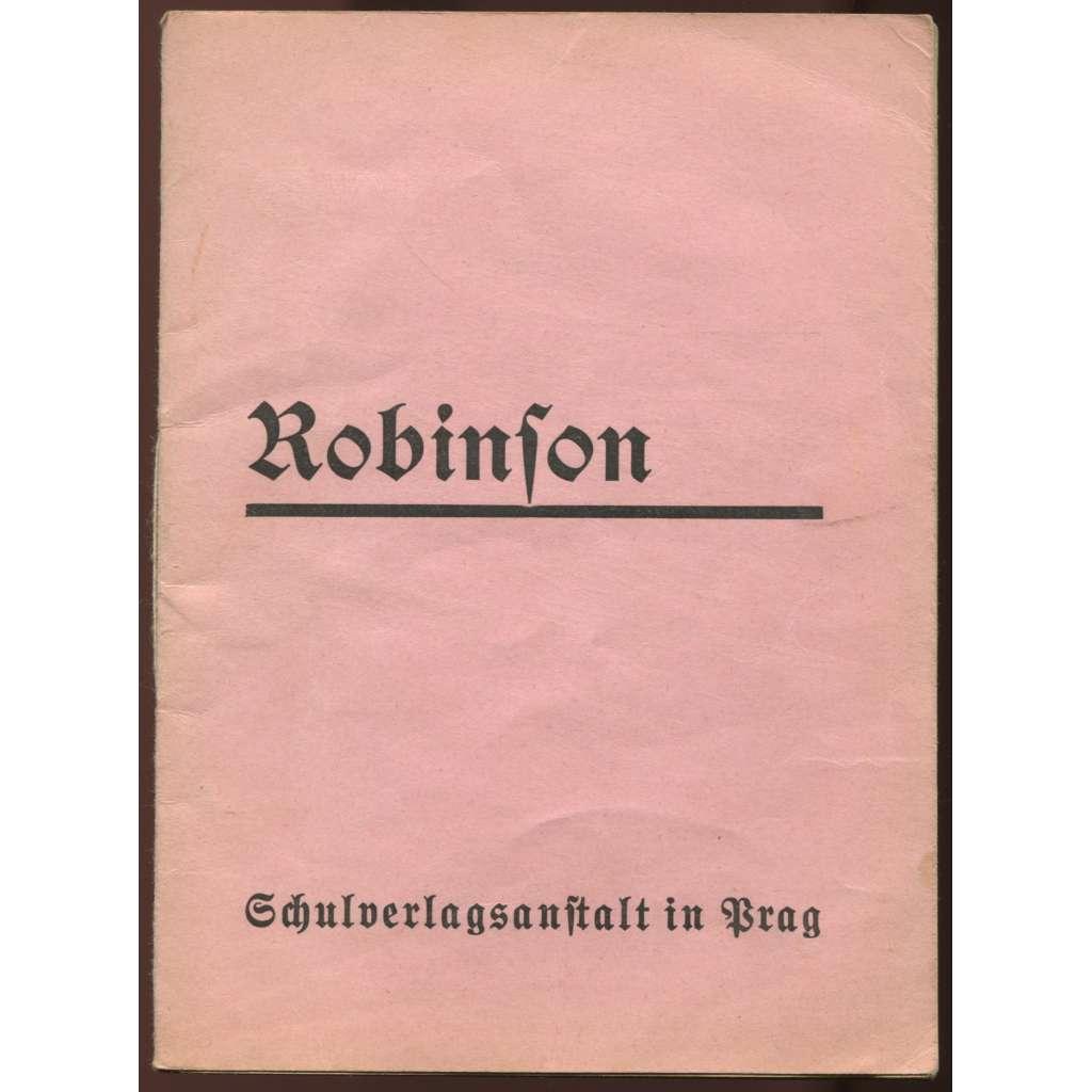 Robinson [= Deutsche Lesestoffe für tschechische Schüler; Heft 2]