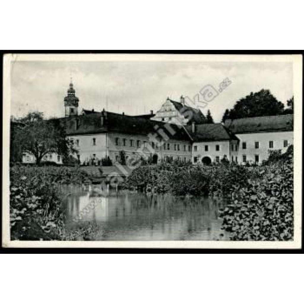 Zámek Gross Ullersdorf Velké Losiny, Šumperk