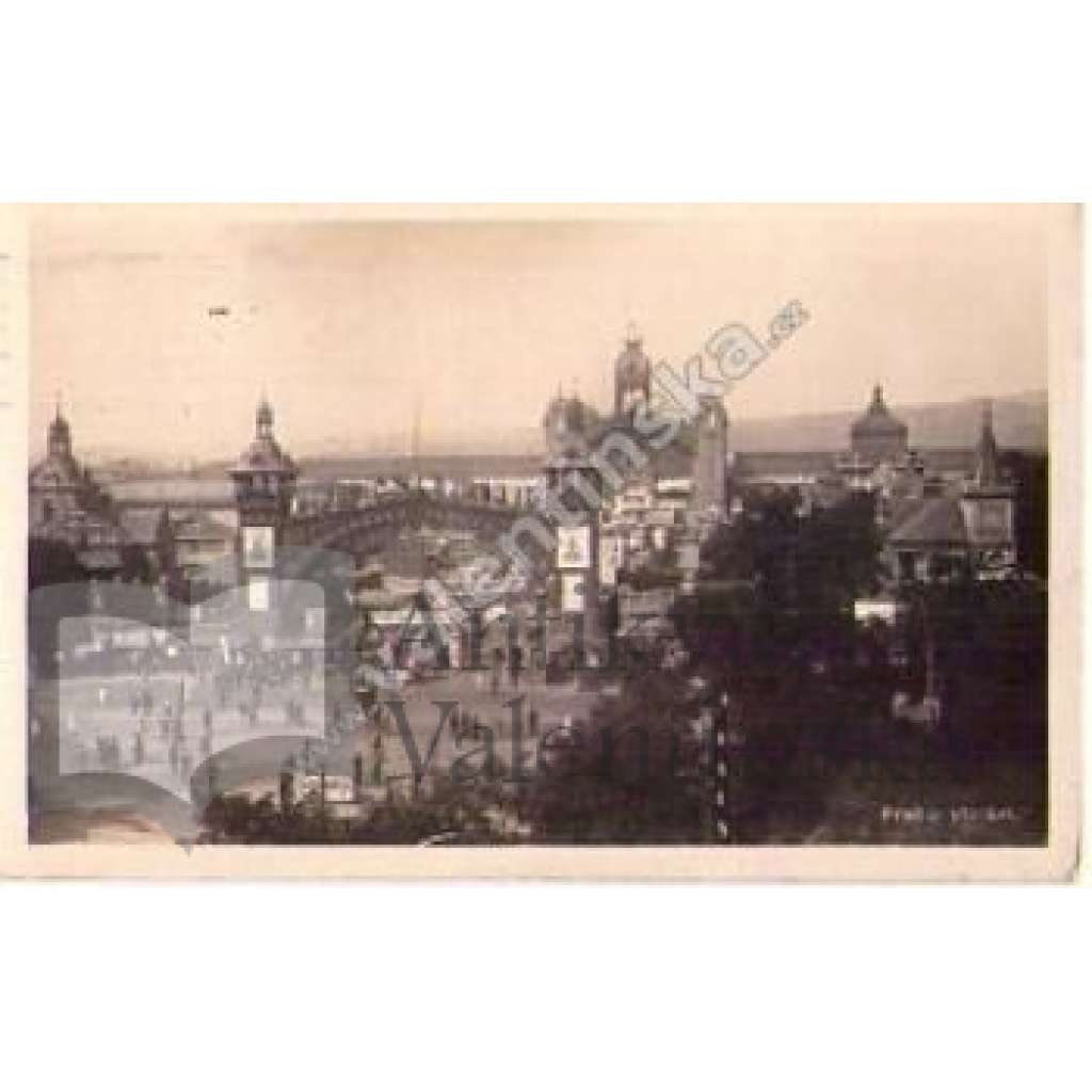 Praha, Výstava