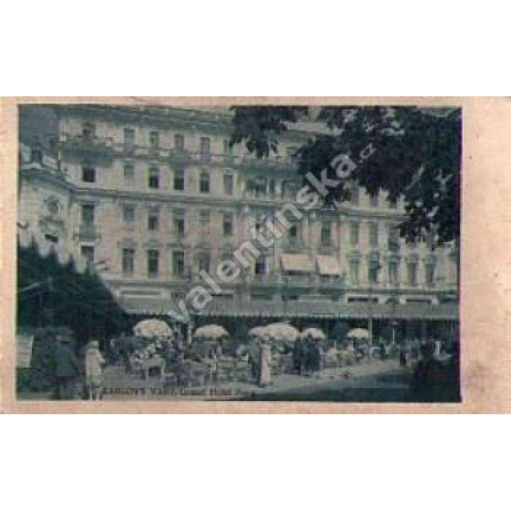 Karlovy Vary, Grand Hotel