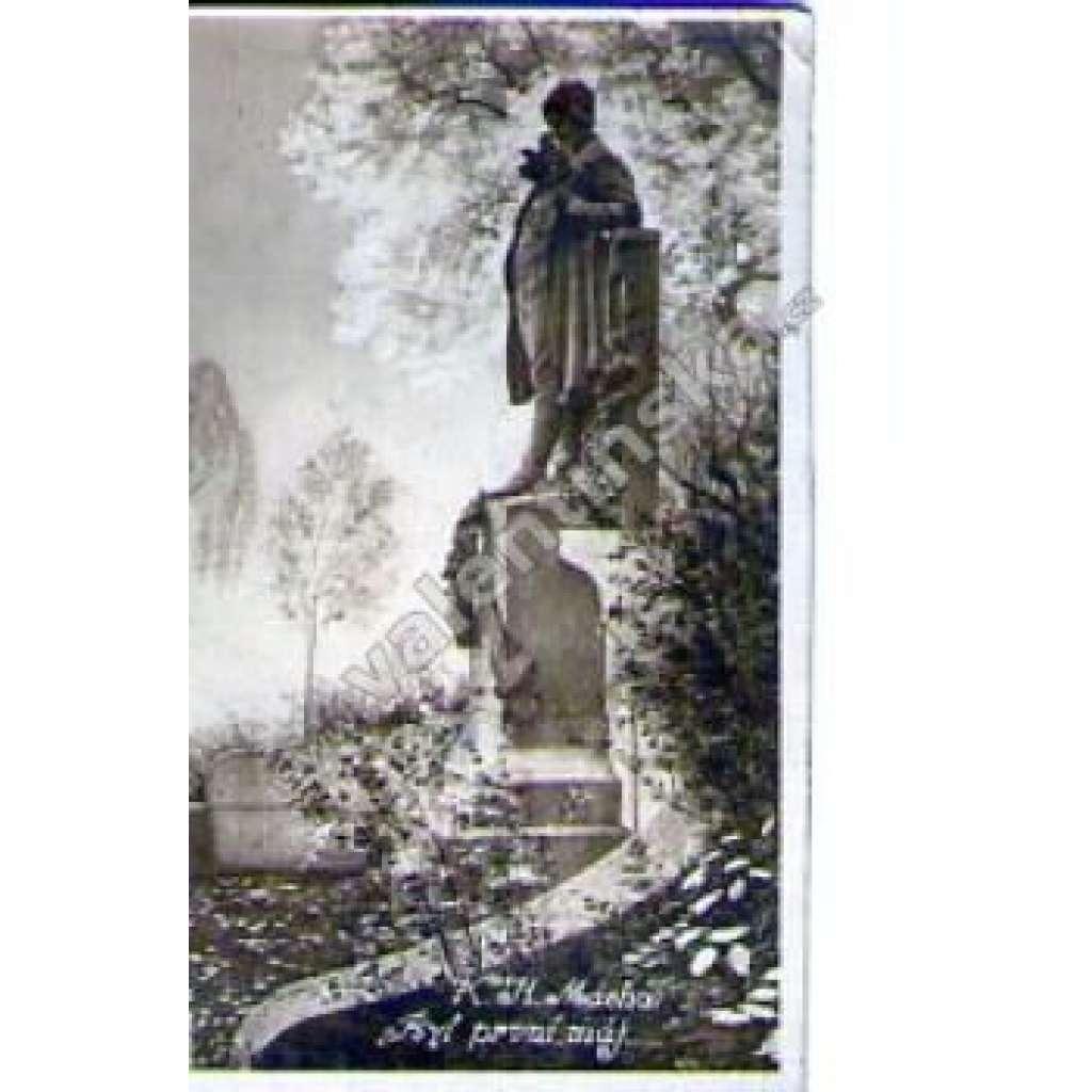 Pomník K.H. Máchy