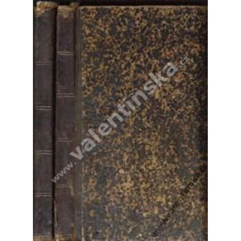 Praha, roč. VII. a VIII. (32 litografií), 2 sv.