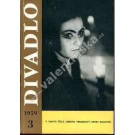 Divadlo - březen/1959