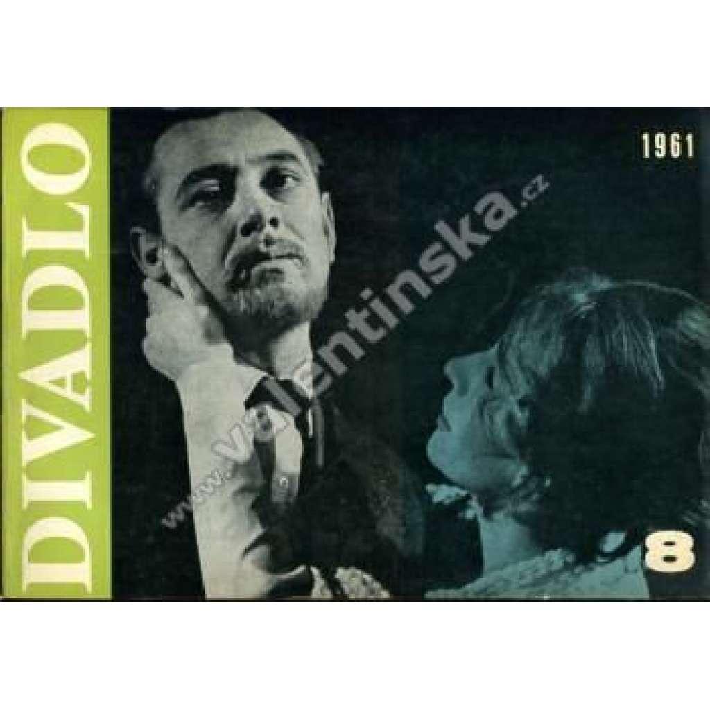 Divadlo - srpen/1961
