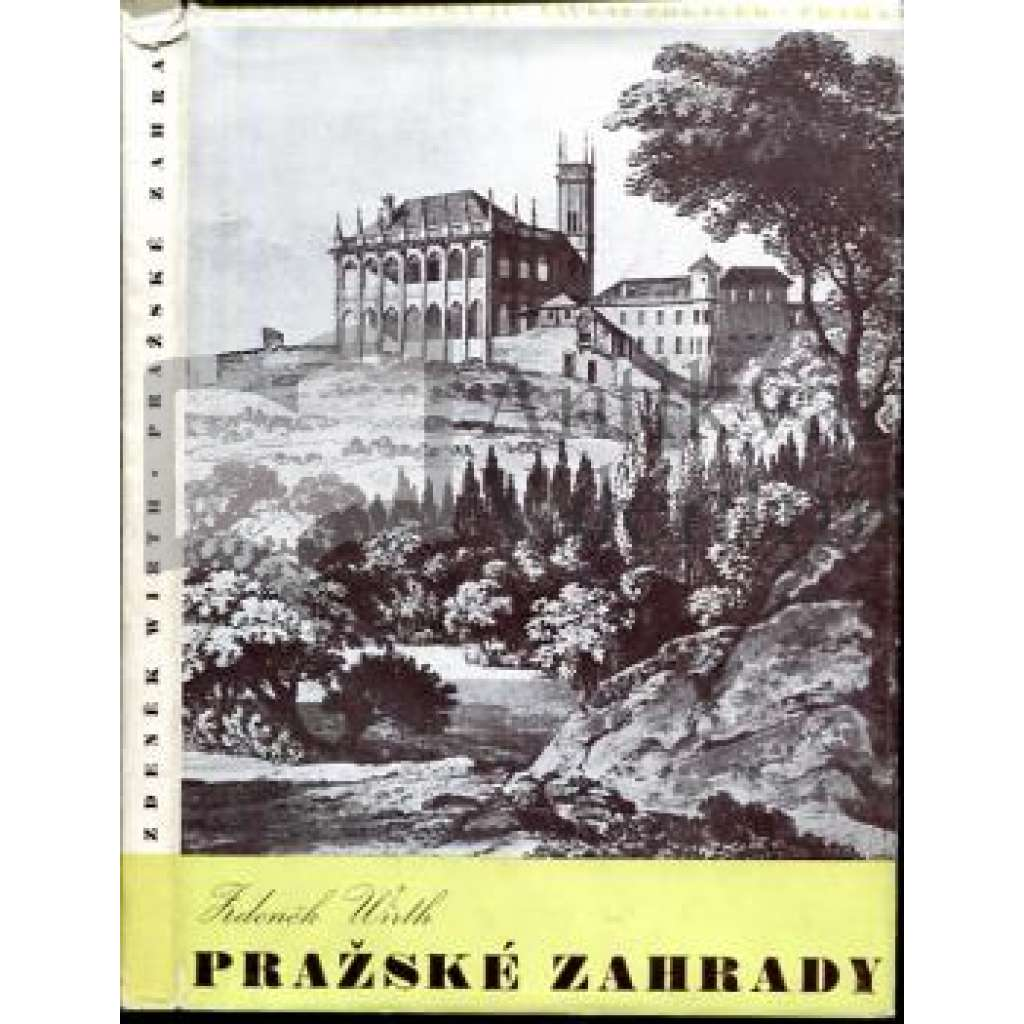 Pražské zahrady-- Praha