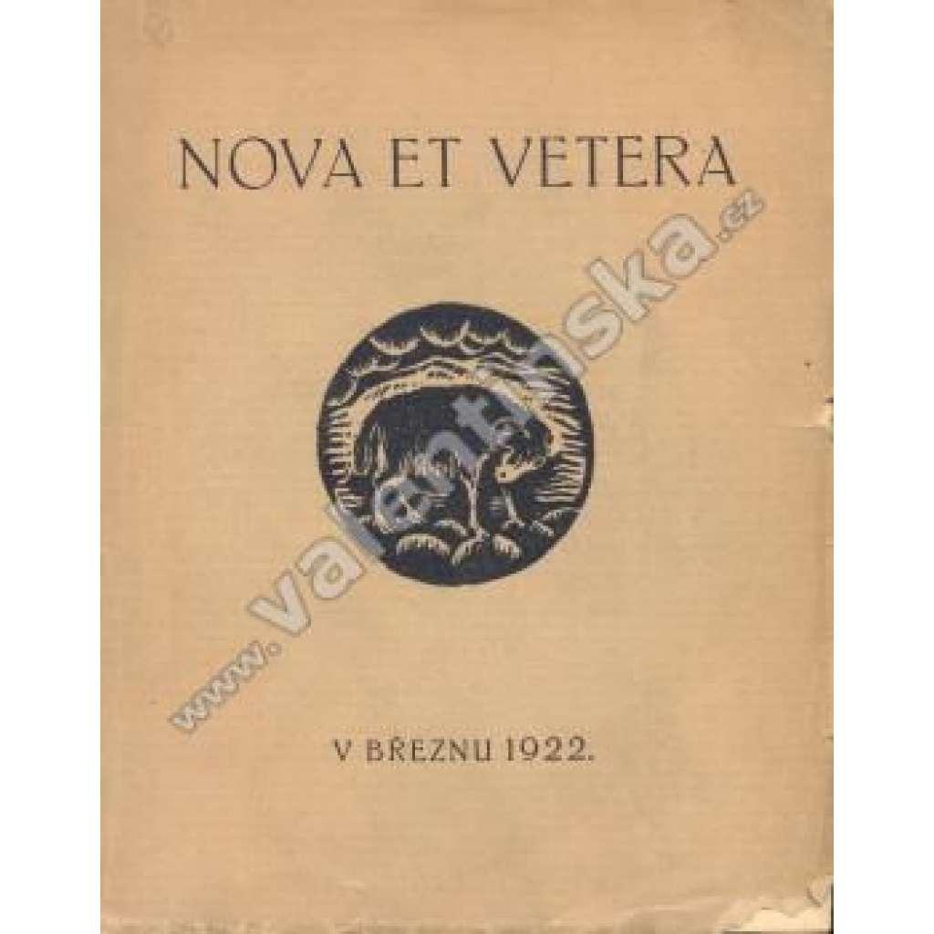 Nova et Vetera, číslo 50.
