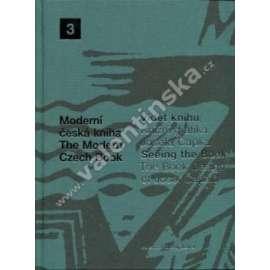 Vidět knihu: Knižní grafika Josefa Čapka