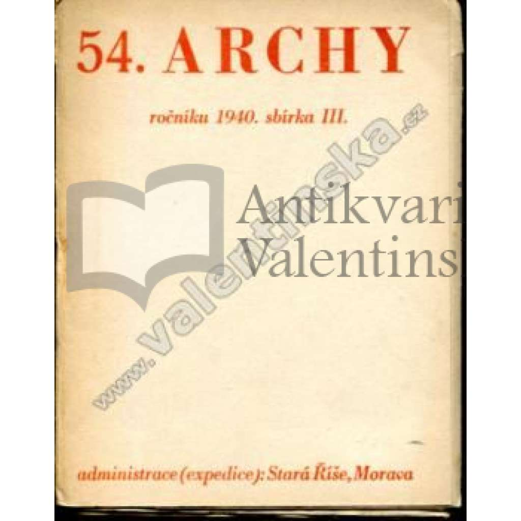 54. Archy