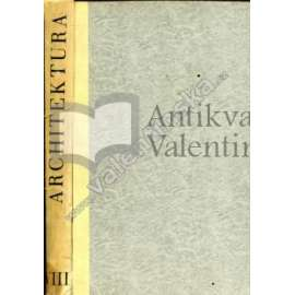 Architektura ČSR, ročník VIII. (1949)