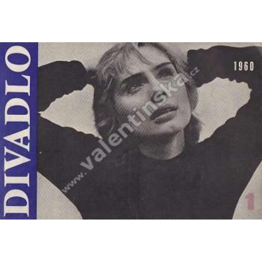 Divadlo - leden/1960
