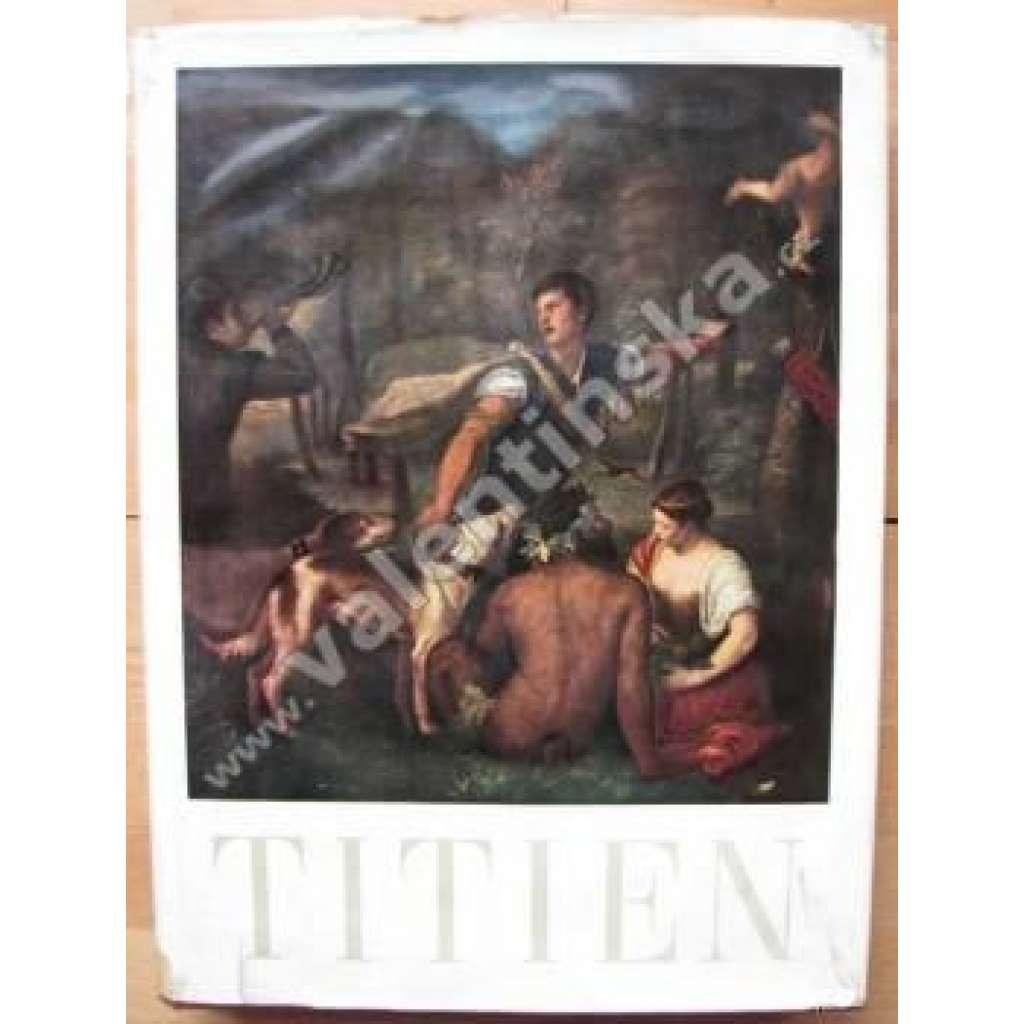 Titien [= Les plus grands artistes italiens]