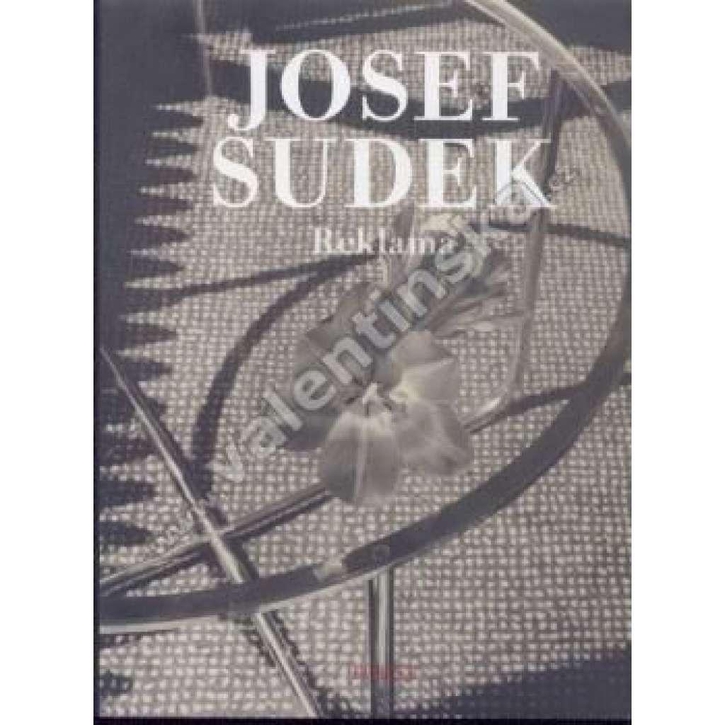 Josef Sudek - Reklama