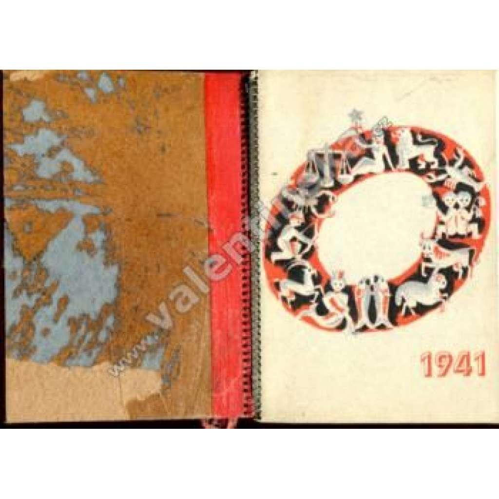 Kalendář na rok 1941