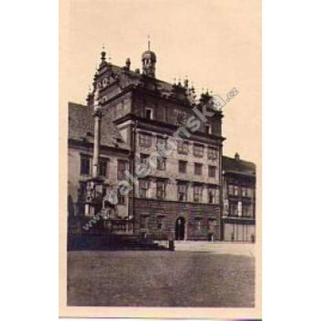 Plzeň, Radnice