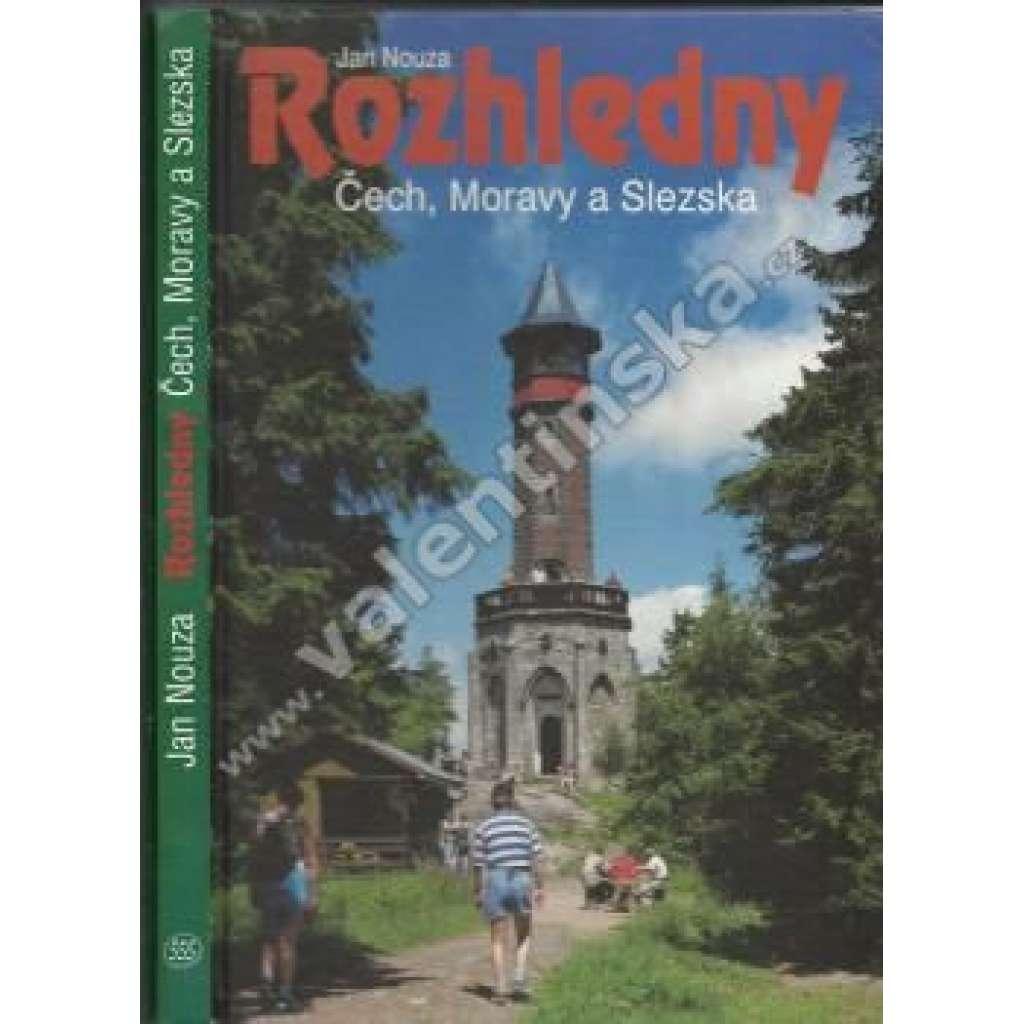 Rozhledny Čech, Moravy a Slezska