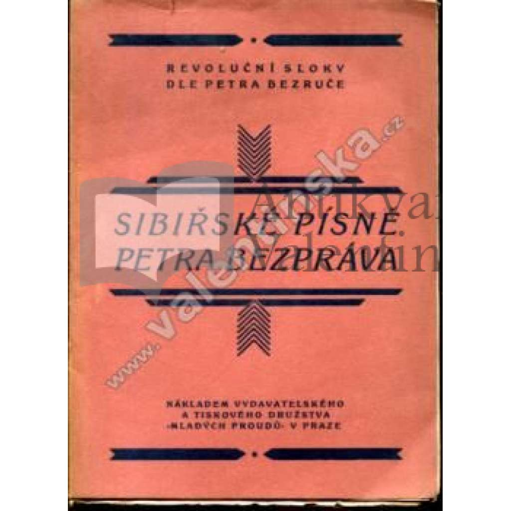 Sibiřské písně Petra Bezpráva