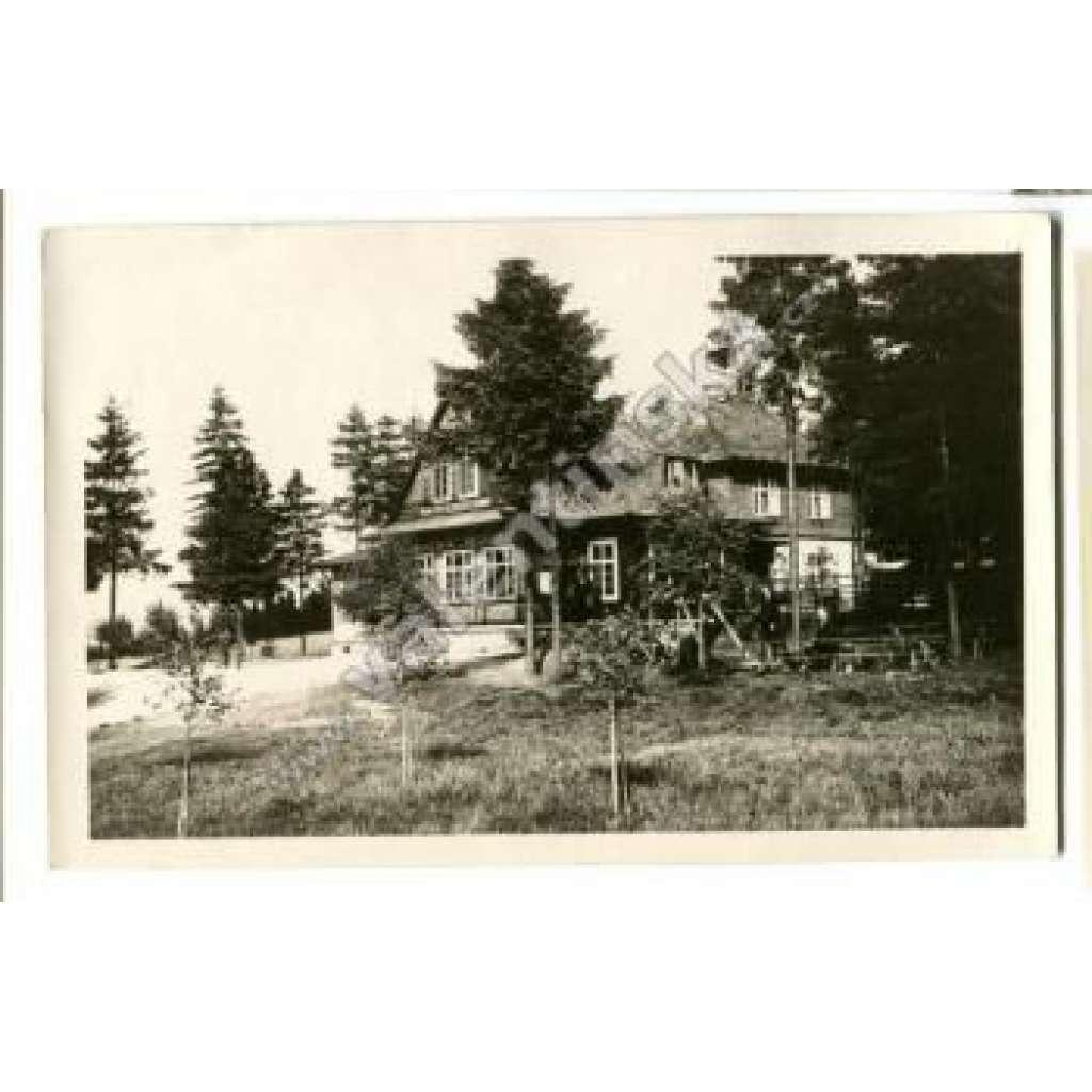 Vamberk, Rychnov nad Kněžnou, Bednářova chata Na V