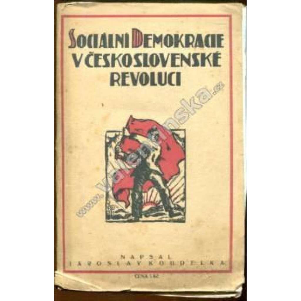 Sociální demokracie v československé revoluci