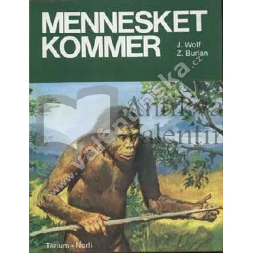 Mennesket Kommer (norsky) - Lidé v pravěku