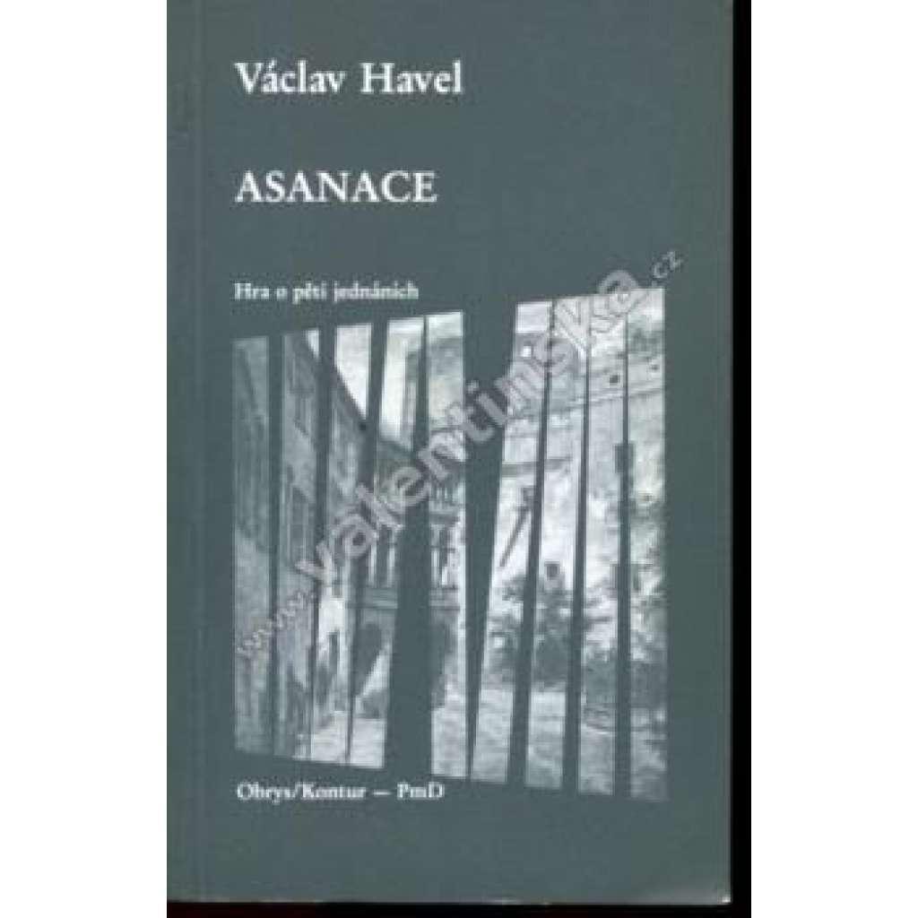 Asanace (PmD, exilové vydání!)