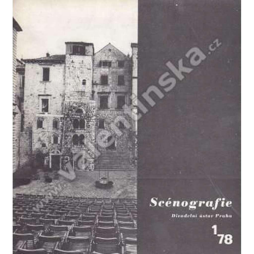 Scénografie 1/78