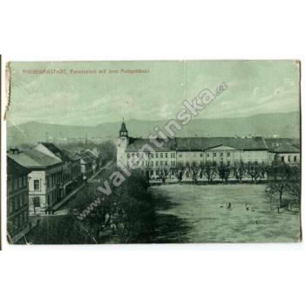 Terezín, Litoměřice přehnutá