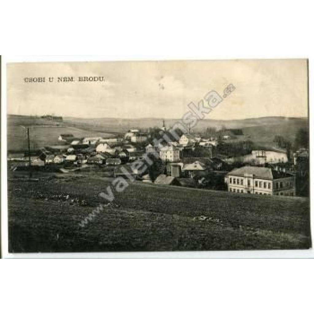 Úsobí, Německý Brod Havlíčkův Brod továrna