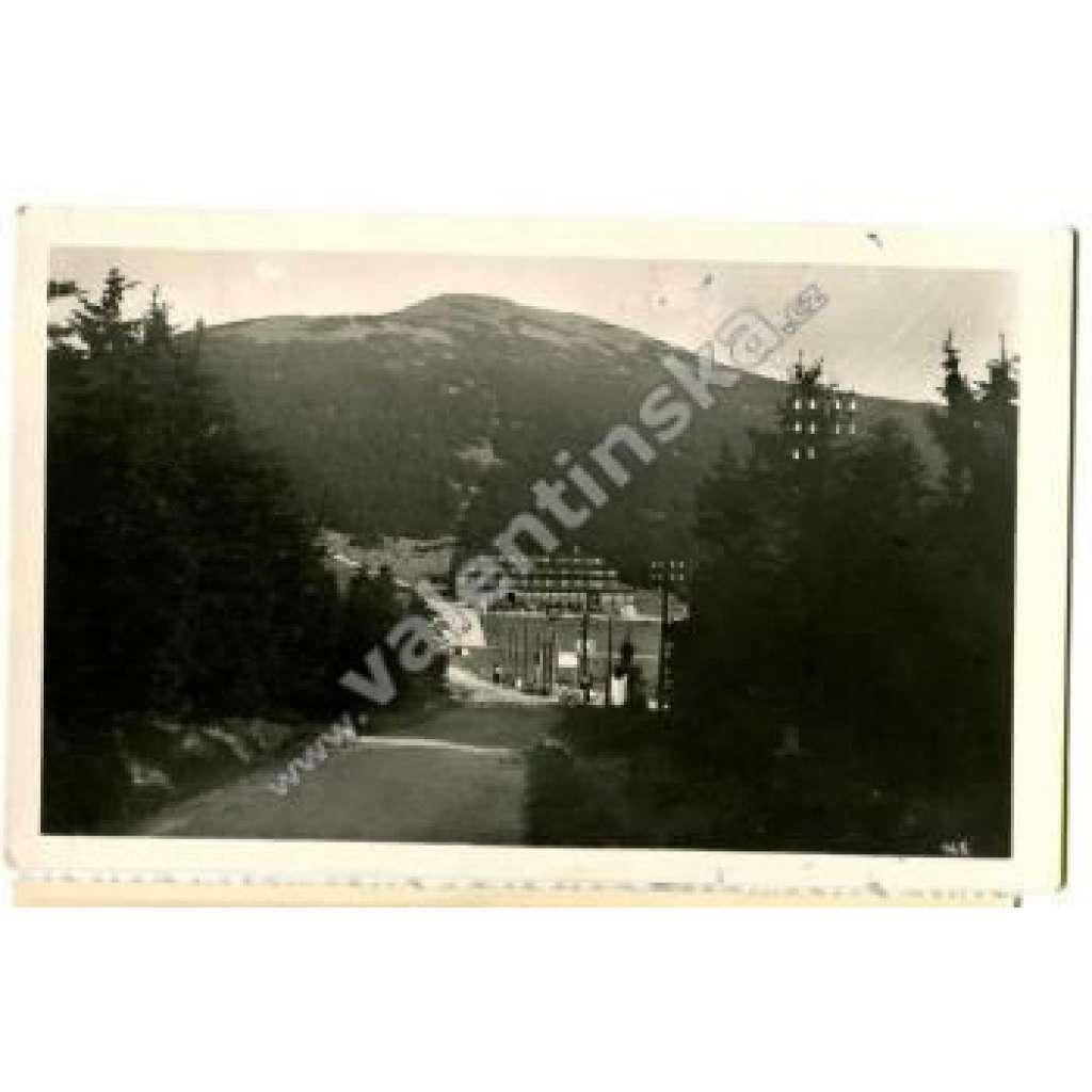 Špindlerova bouda Krkonoše Trutnov