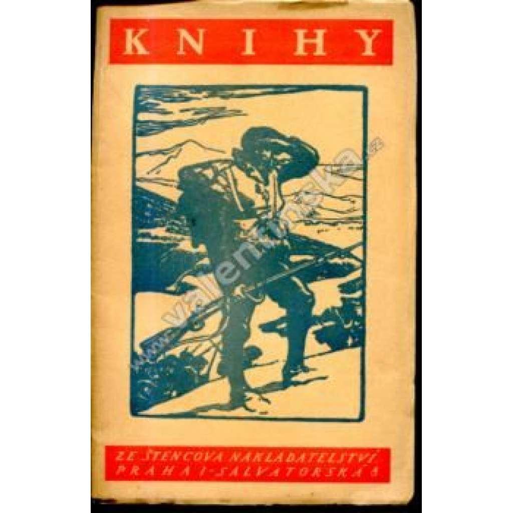 Knihy ze Štencova nakladatelství (1928)