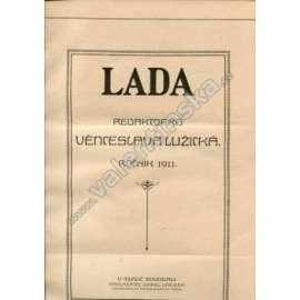 časopis LADA, roč. 1911