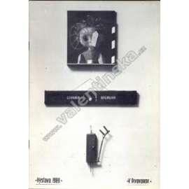 V. Pivovarov. Výstava 1989