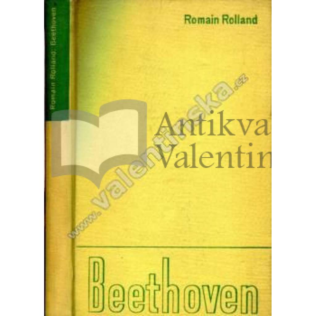 Beethoven. Od Eroiky k Appasionatě