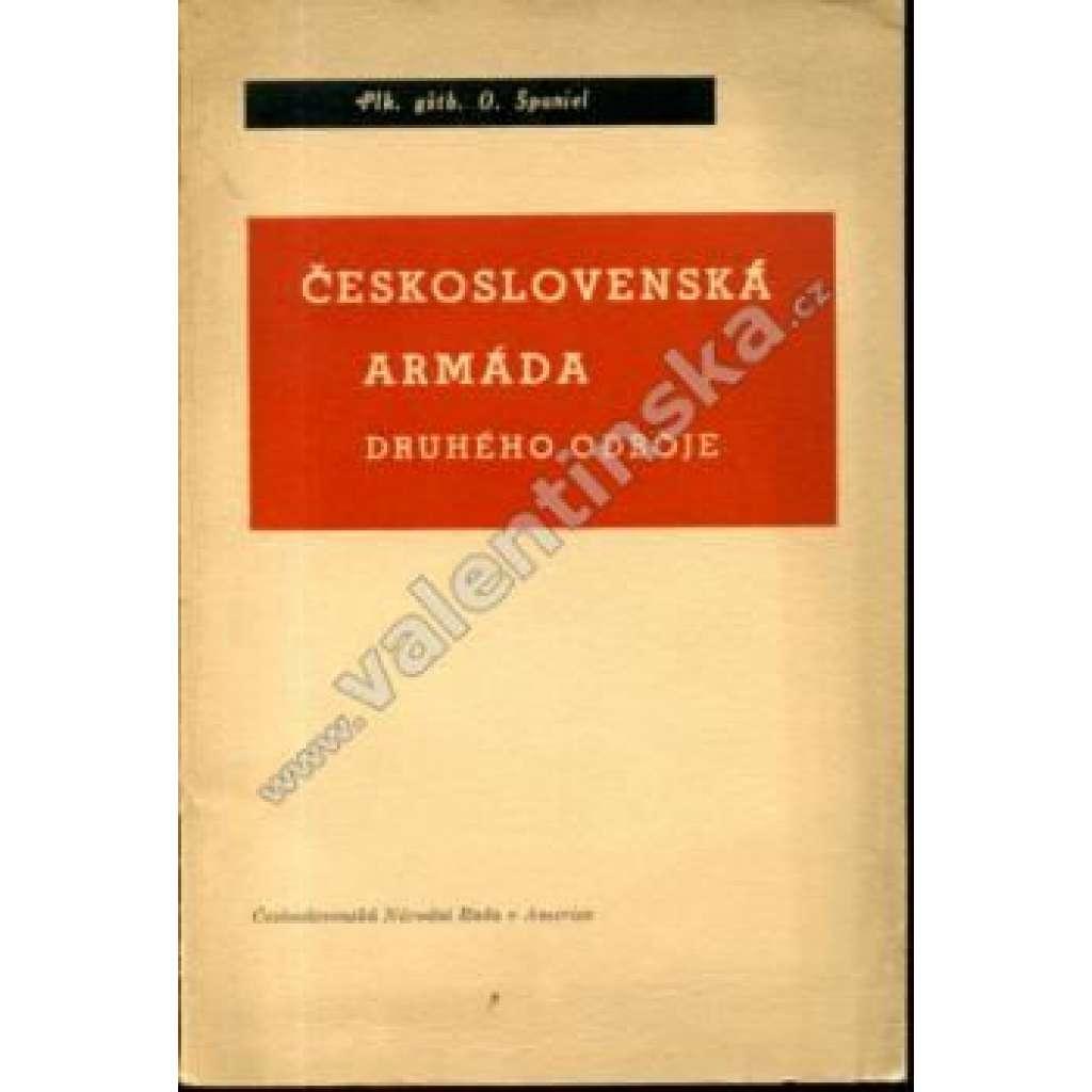 Československá armáda druhého odboje (exil)