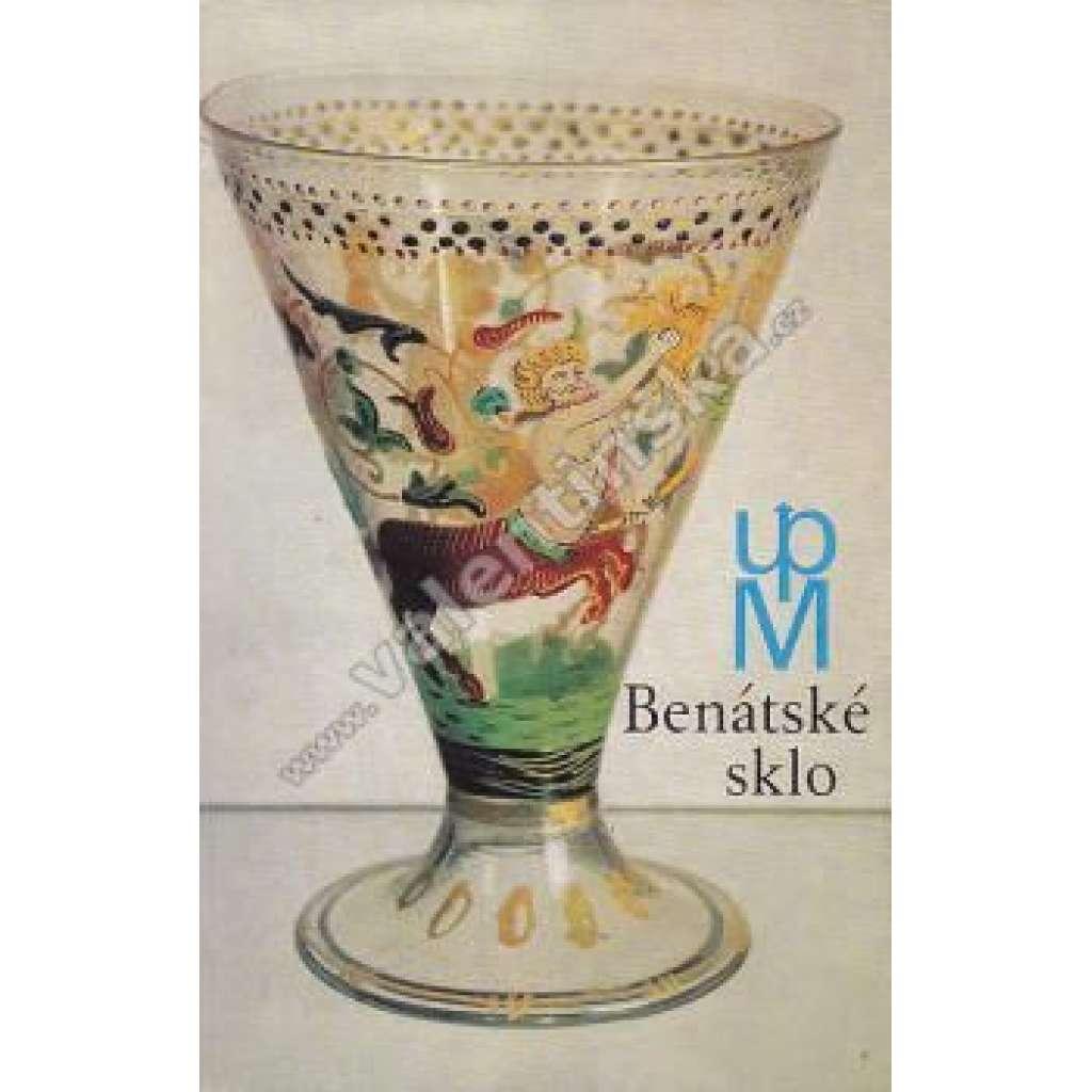 Benátské sklo v československých sbírkách