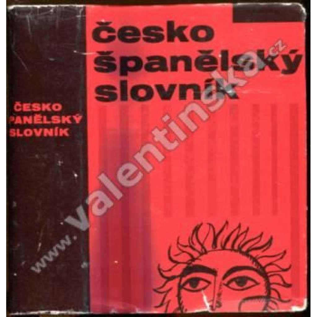 Česko-španělský slovník