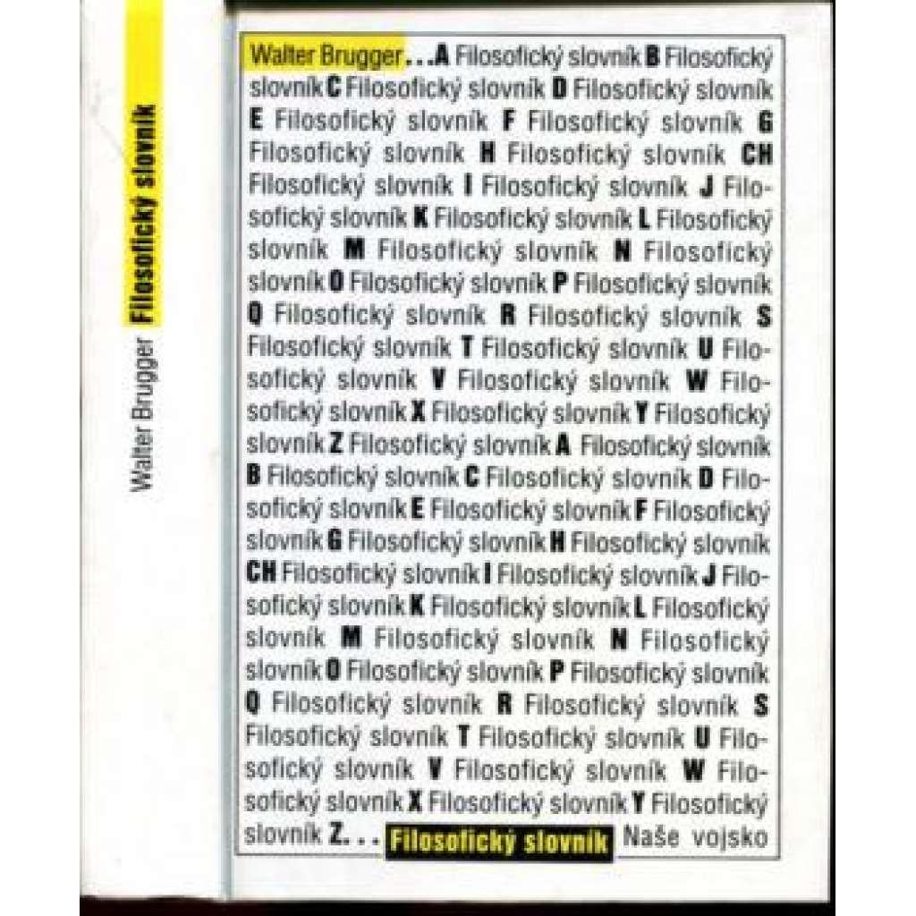 Filosofický slovník