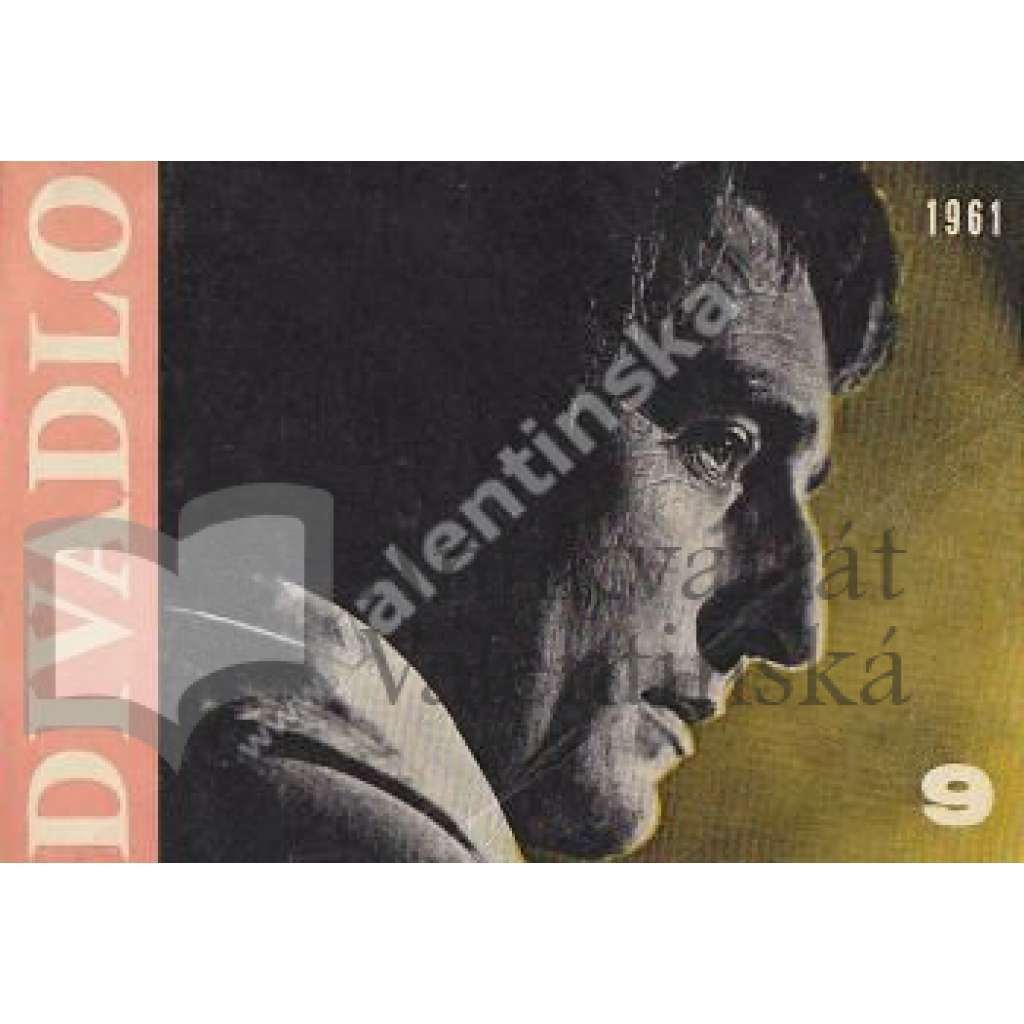 Divadlo - listopad 9/1961
