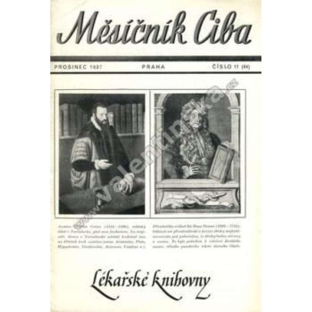 Měsíčník Ciba 1940. 7.ročník. Číslo 3.