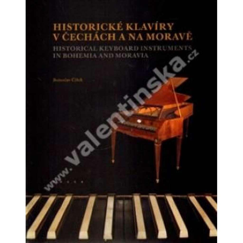 Historické klavíry v Čechách a na Moravě