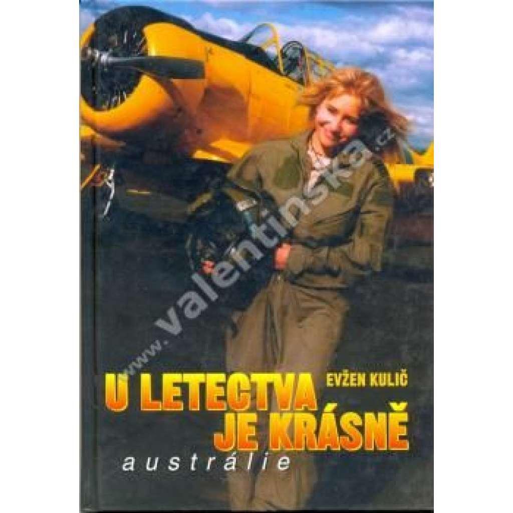 U letectva je krásně – Austrálie