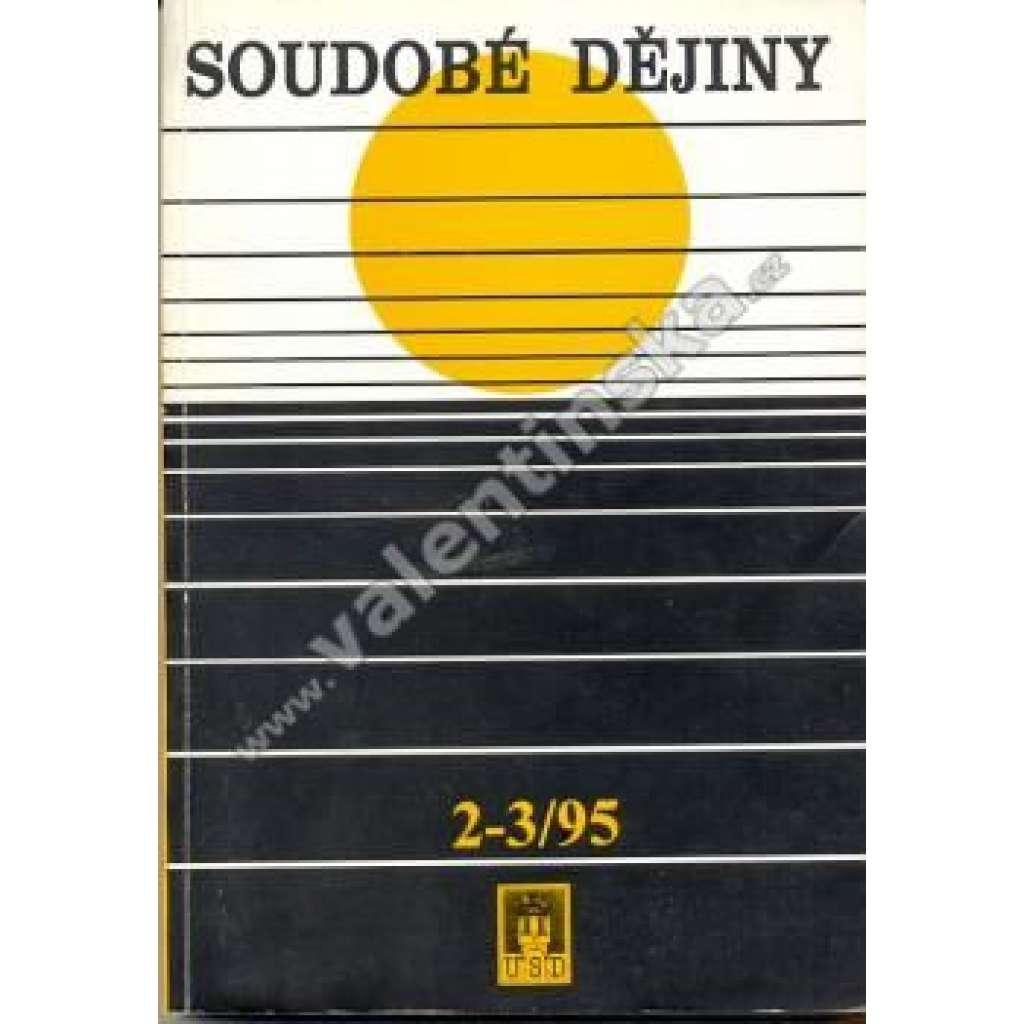 Soudobé dějiny 2-3/1995