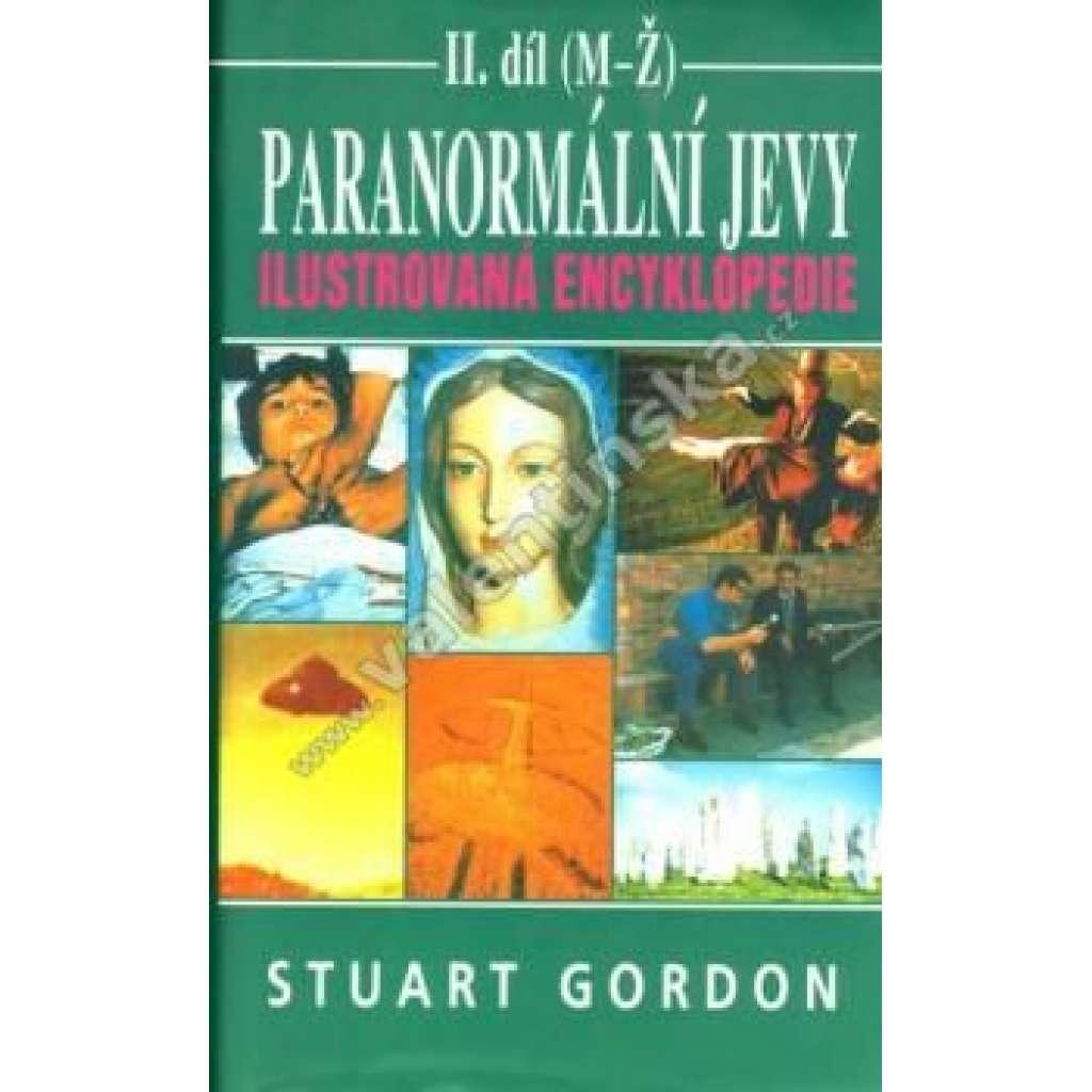 Paranormální jevy. II.díl (M-Ž)