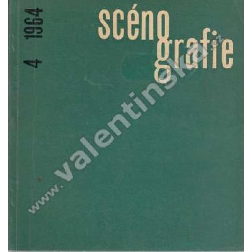 Scénografie, 4/1964