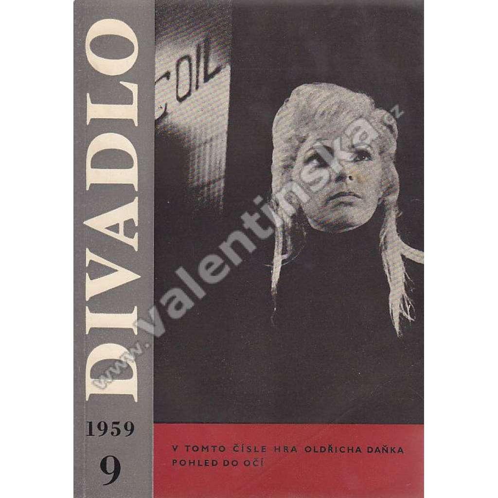 Divadlo - listopad/1959