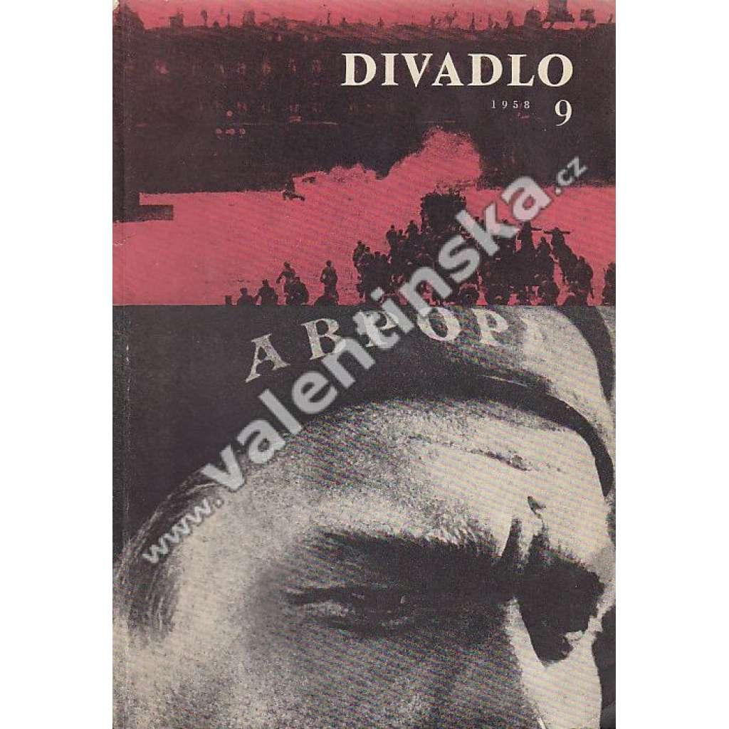 Divadlo - listopad/1958